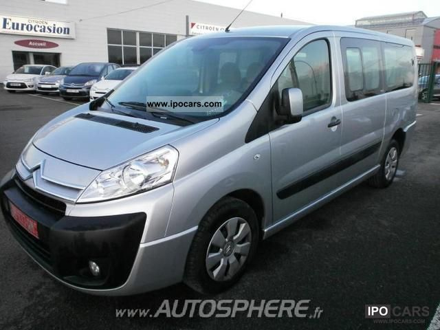 Citroen Jumpy 2.0 2011 photo - 11