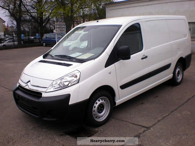 Citroen Jumpy 2.0 2011 photo - 12