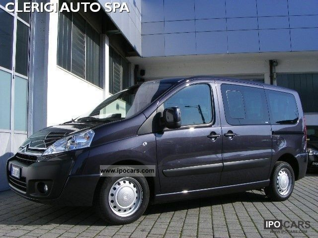 Citroen Jumpy 2.0 2011 photo - 2