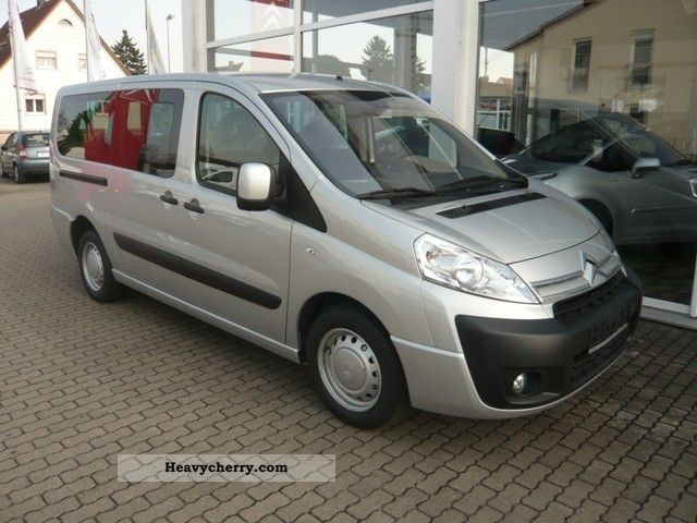 Citroen Jumpy 2.0 2011 photo - 3