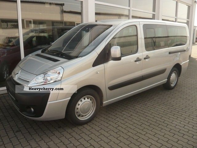 Citroen Jumpy 2.0 2011 photo - 4