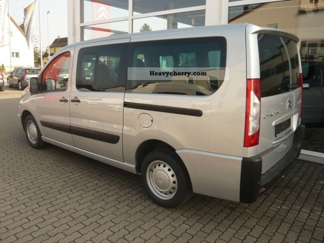 Citroen Jumpy 2.0 2011 photo - 5
