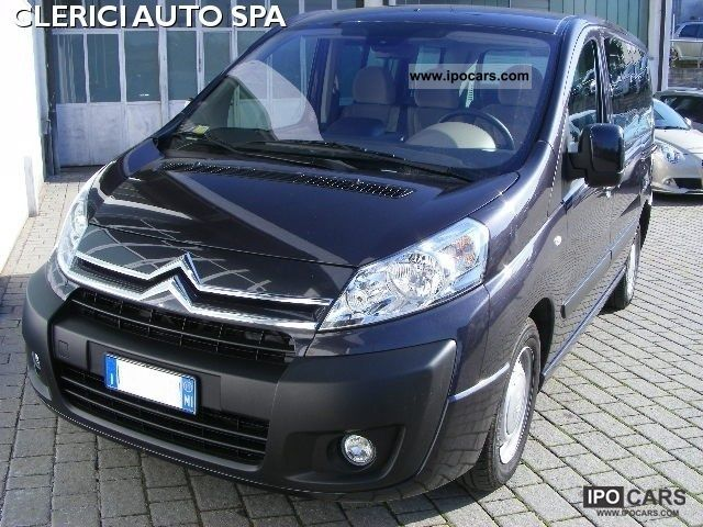 Citroen Jumpy 2.0 2011 photo - 6