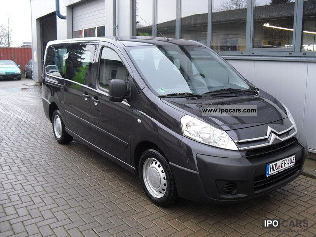 Citroen Jumpy 2.0 2011 photo - 7