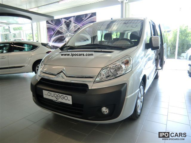Citroen Jumpy 2.0 2011 photo - 9