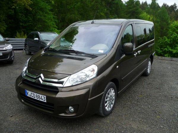 Citroen Jumpy 2.0 2012 photo - 10