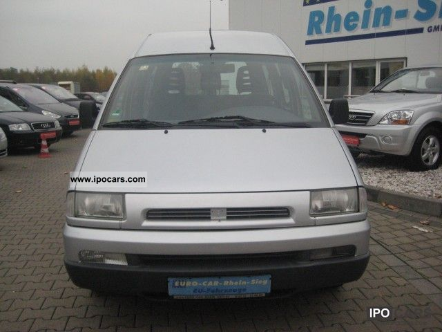 Citroen Jumpy 2.0 2012 photo - 4