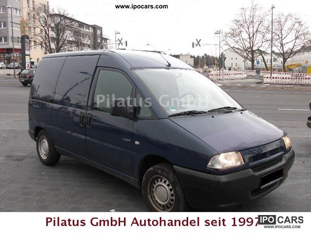 Citroen Jumpy 2.0 2013 photo - 7