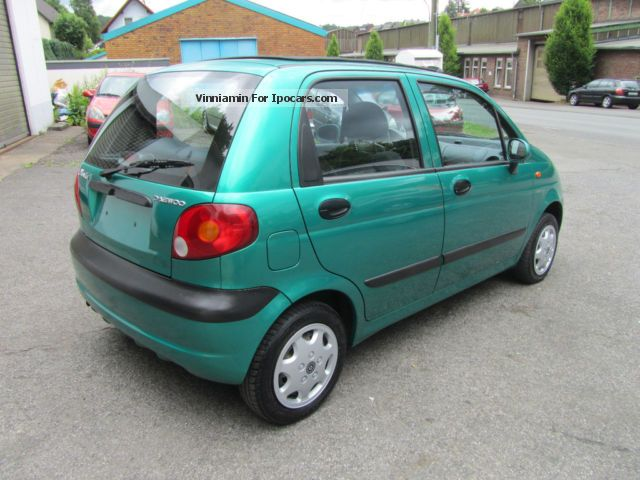 Daewoo Matiz 0.8 2002 photo - 10