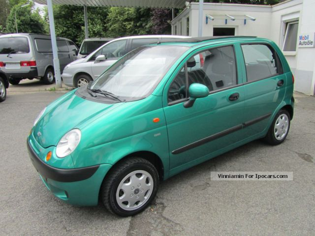 Daewoo Matiz 0.8 2002 photo - 11