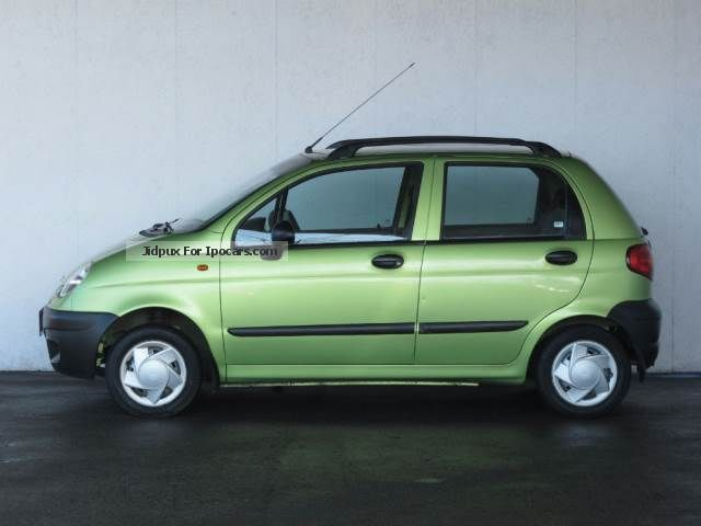 Daewoo Matiz 0.8 2002 photo - 12