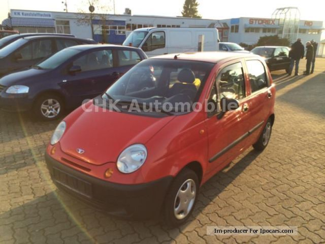 Daewoo Matiz 0.8 2002 photo - 4