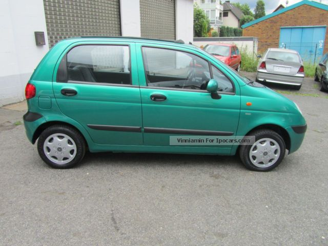 Daewoo Matiz 0.8 2002 photo - 5
