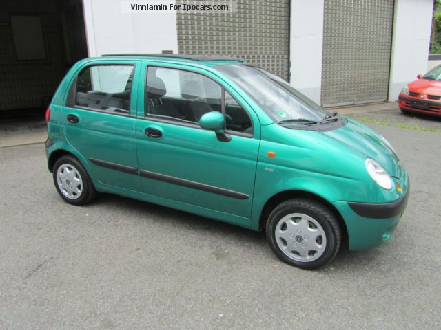Daewoo Matiz 0.8 2002 photo - 6