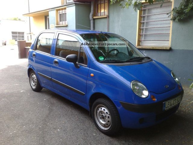 Daewoo Matiz 0.8 2002 photo - 7