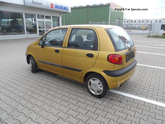 Daewoo Matiz 0.8 2002 photo - 9