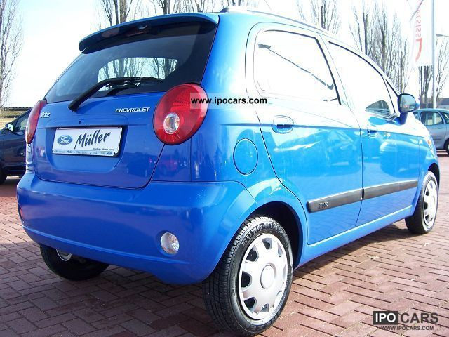 Daewoo Matiz 0.8 2005 photo - 10