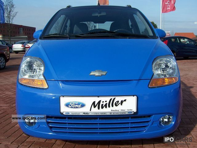 Daewoo Matiz 0.8 2005 photo - 11