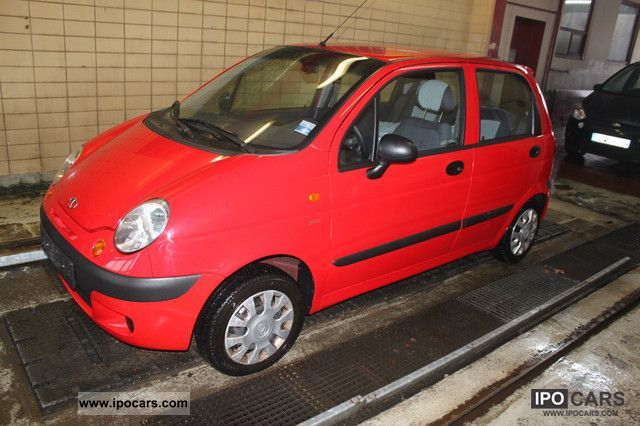 Daewoo Matiz 0.8 2005 photo - 12
