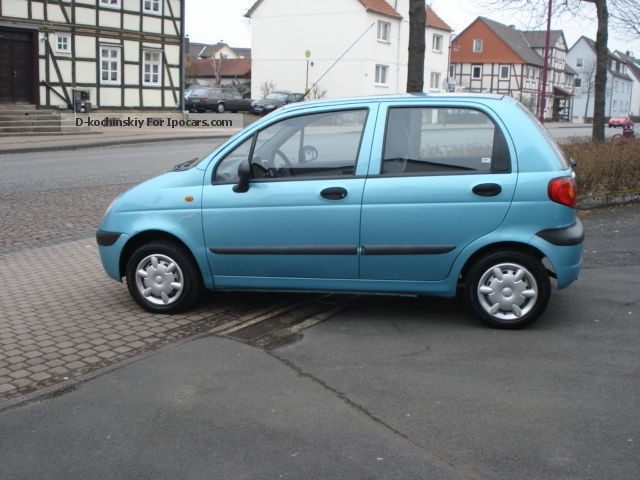 Daewoo Matiz 0.8 2005 photo - 2