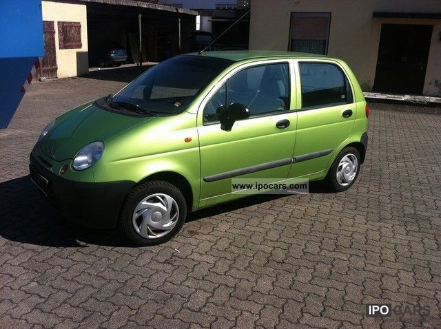 Daewoo Matiz 0.8 2005 photo - 4