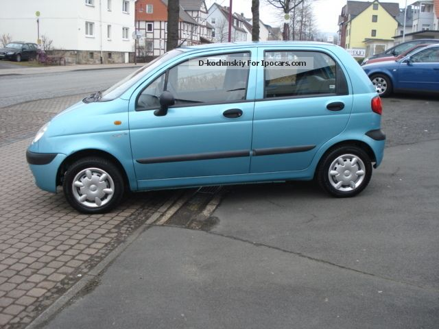 Daewoo Matiz 0.8 2005 photo - 7