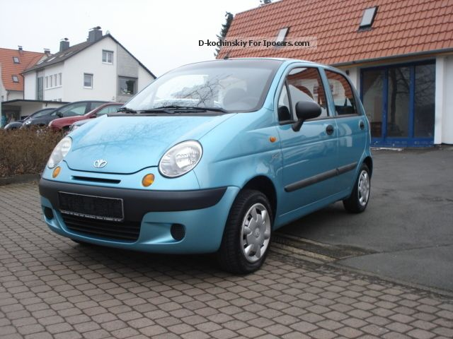 Daewoo Matiz 0.8 2005 photo - 8