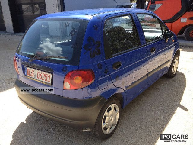 Daewoo Matiz 0.8 2005 photo - 9