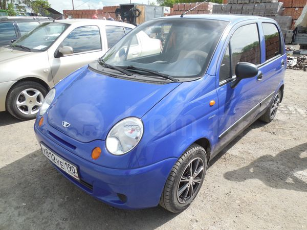 Daewoo Matiz 0.8 2007 photo - 12