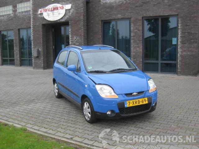 Daewoo Matiz 1.0 2008 photo - 12