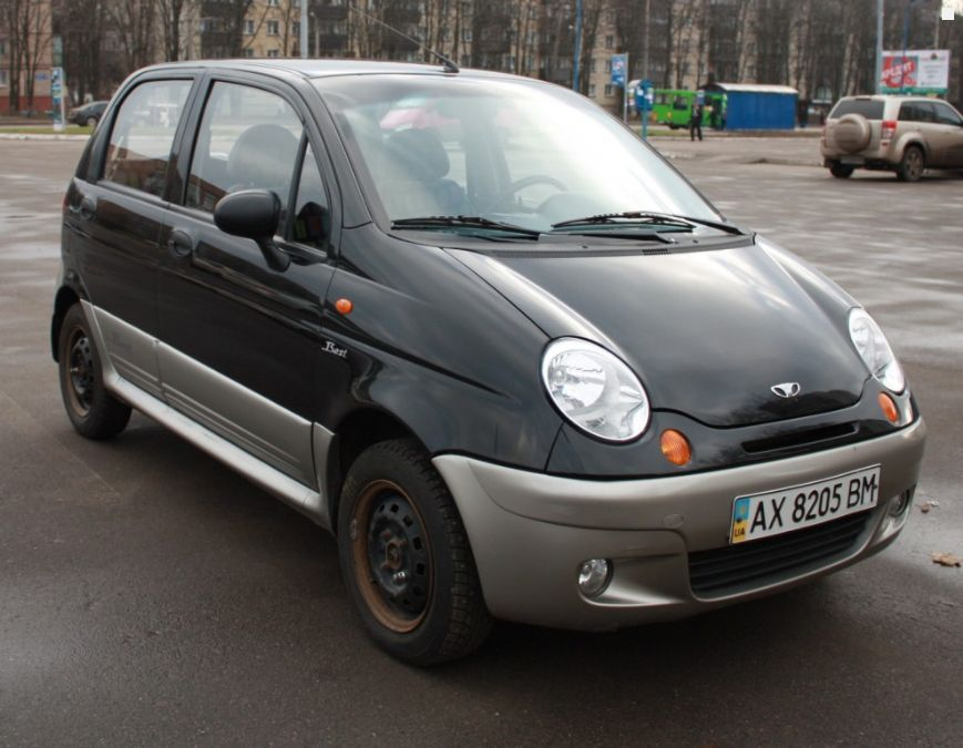Daewoo Matiz 1.0 2008 photo - 4