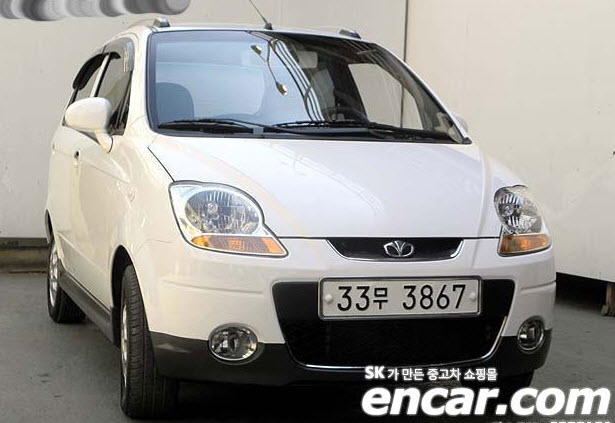 Daewoo Matiz 1.0 2010 photo - 1