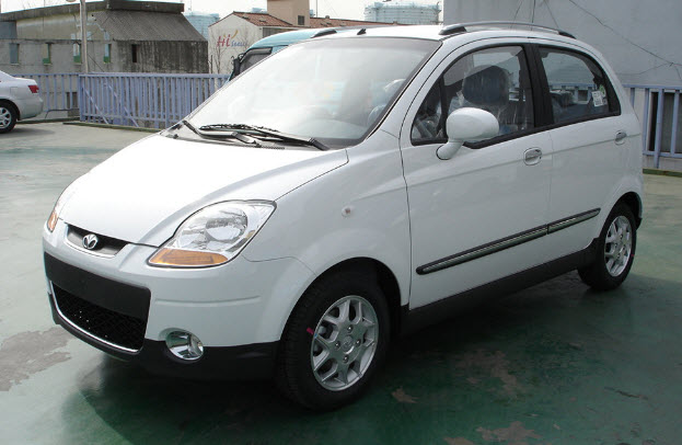 Daewoo Matiz 1.0 2010 photo - 3
