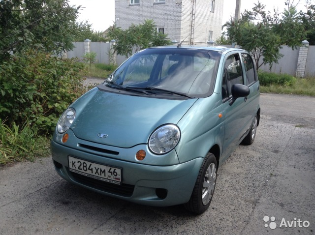 Daewoo Matiz 1.0 2010 photo - 4