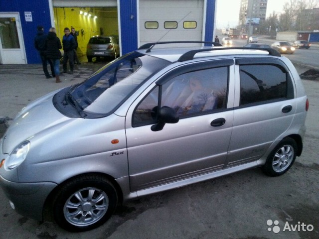Daewoo Matiz 1.0 2010 photo - 9