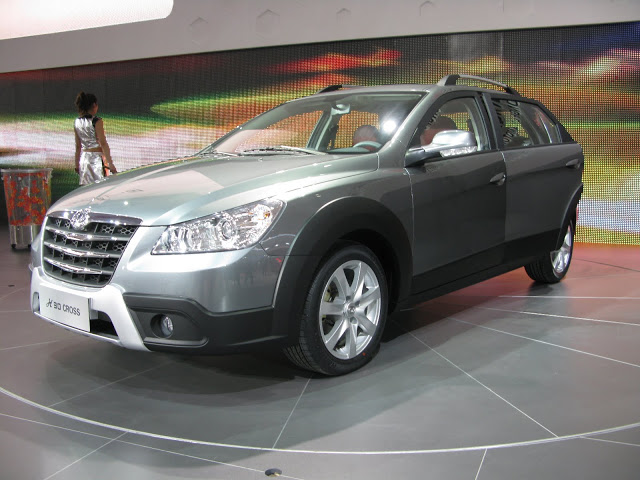 DongFeng H30 1.6 2013 photo - 11