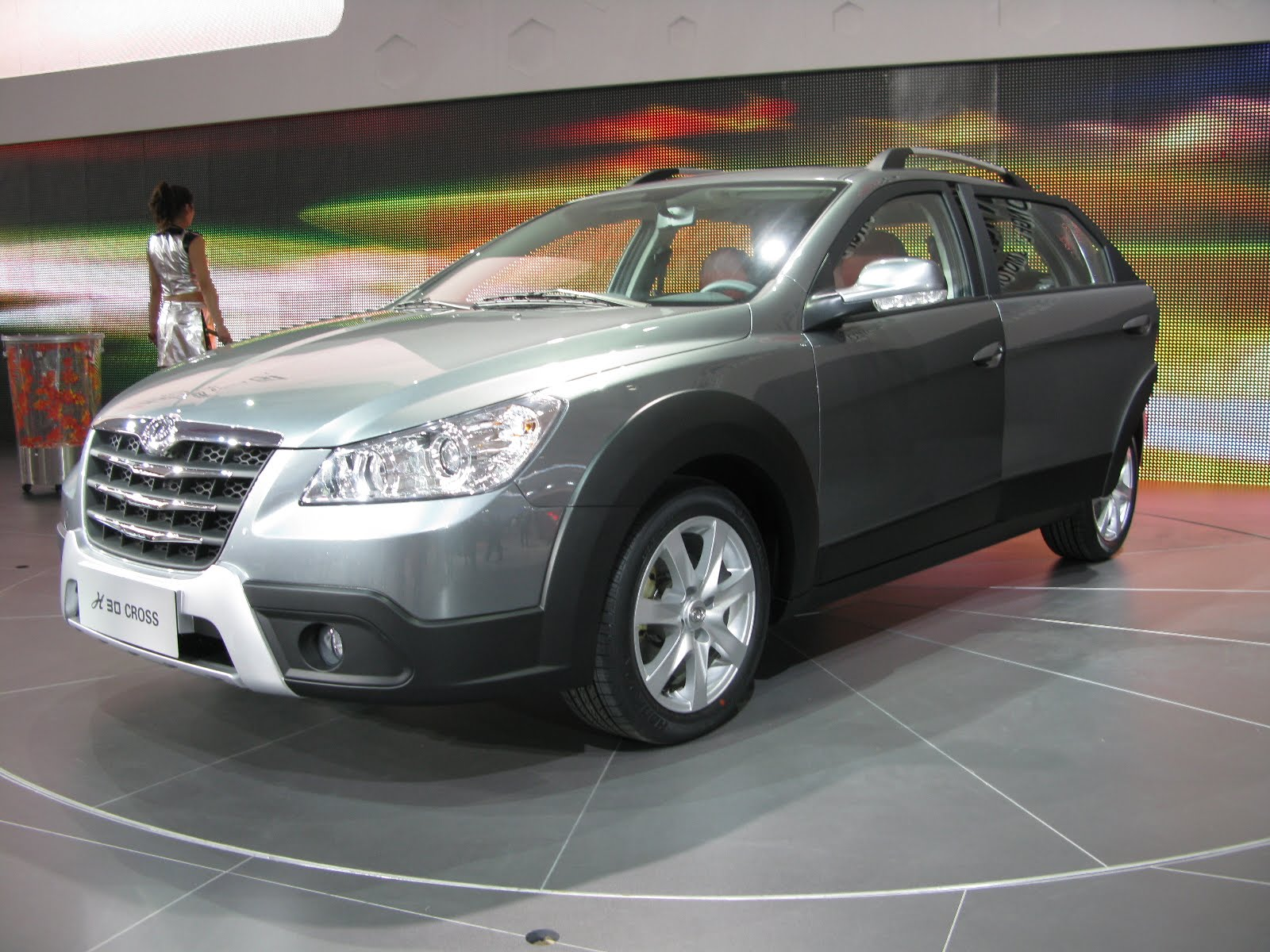 DongFeng H30 1.6 2013 photo - 6