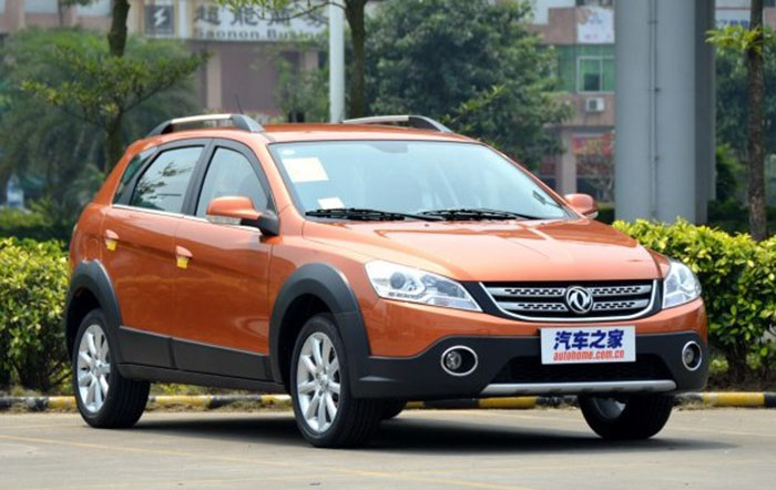 DongFeng H30 1.6 2014 photo - 2