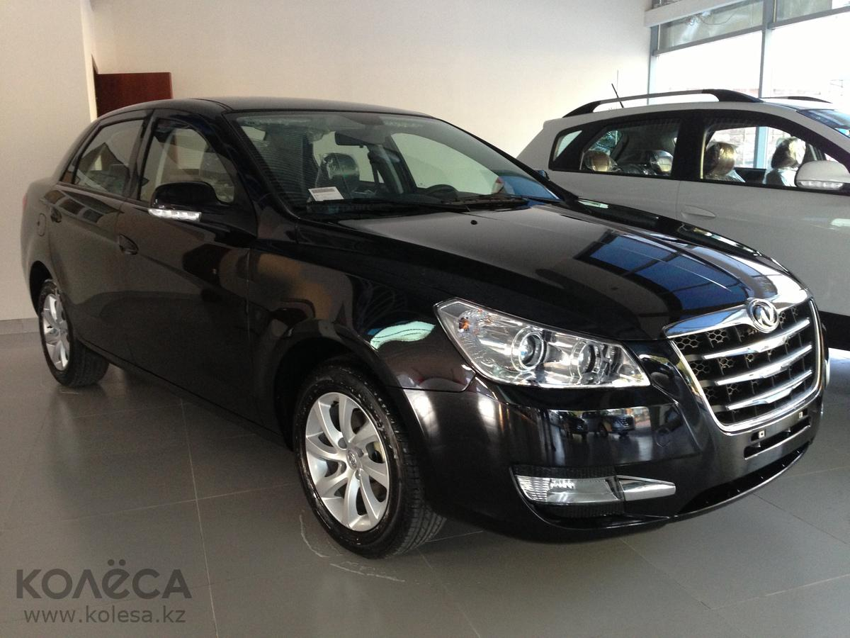 DongFeng S30 1.6 2011 photo - 10