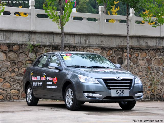 DongFeng S30 1.6 2011 photo - 5