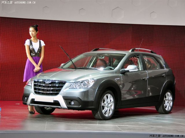 DongFeng S30 1.6 2011 photo - 7