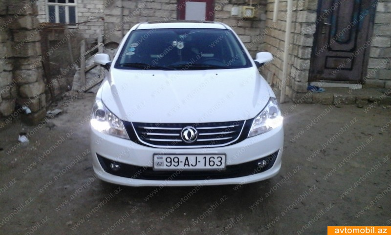 DongFeng S30 1.6 2014 photo - 1