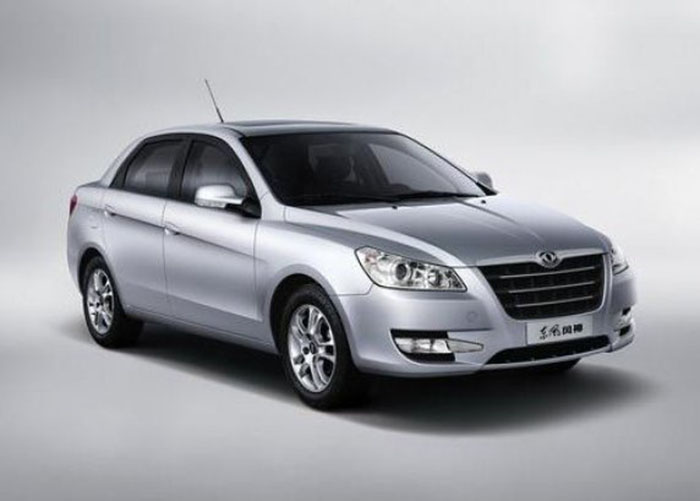 DongFeng S30 1.6 2014 photo - 3