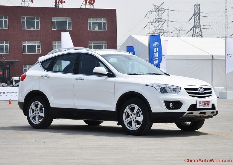 FAW Besturn X80 2.3 2013 photo - 7