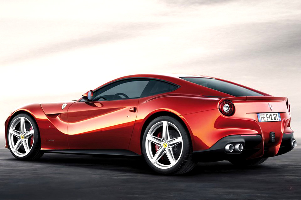 Ferrari F12berlinetta 6.3 2013 photo - 10