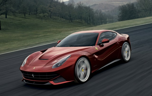 Ferrari F12berlinetta 6.3 2013 photo - 2