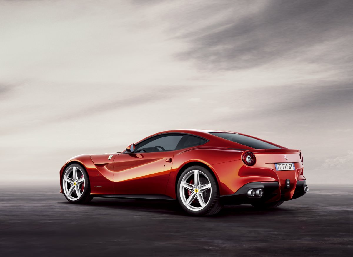 Ferrari F12berlinetta 6.3 2013 photo - 3