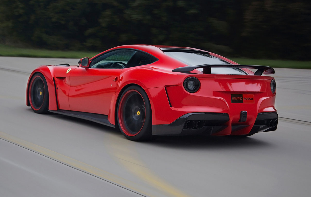 Ferrari F12berlinetta 6.3 2013 photo - 8