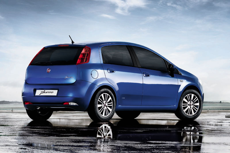 Fiat Punto 1 4 2008 Technical Specifications