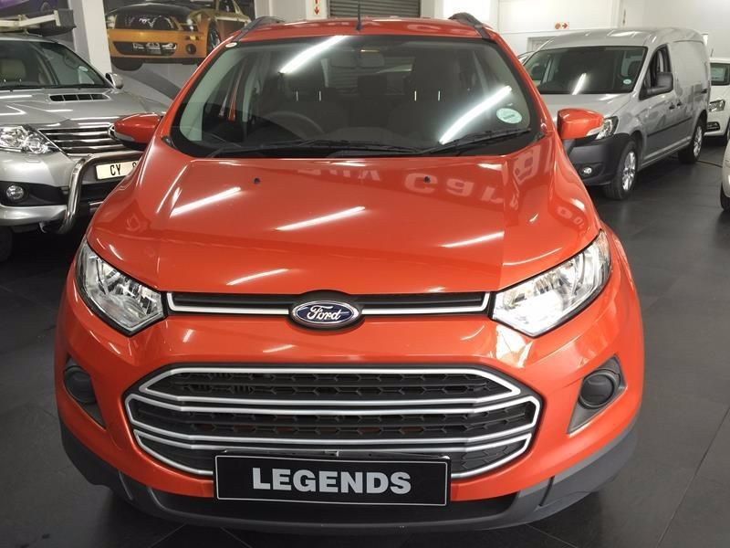 Ford EcoSport 1.0 2013 photo - 1